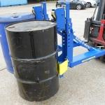 2-DLR-WP-MK Steel -Plastic Drum
