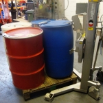 ATEX Stainless Steel V Type