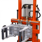 Outside Clamp Reel  Rotator Attachment
