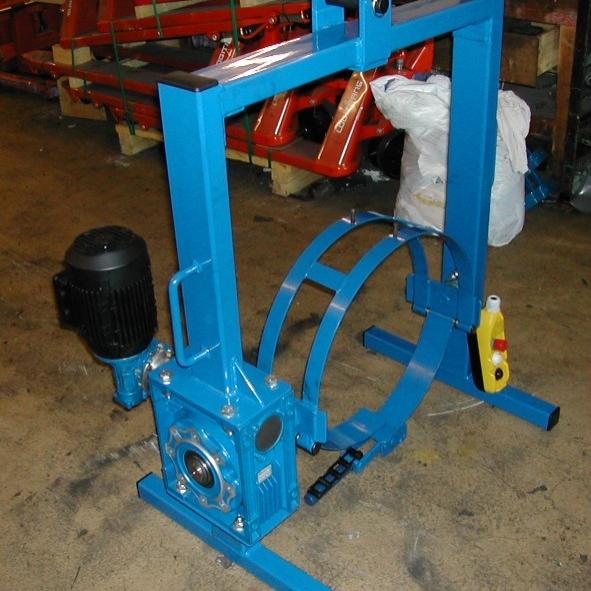 Powered Over Head Sc10 Drum Rotator