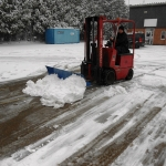 SC4 Snow Plough