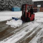 SC4 Snow Plough