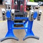 Semi St- Steel Twin Heads Front