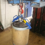 Special Fibre Drum Lifter