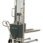Stainless Electric Stacker