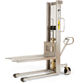 Stainless Steel Stacker